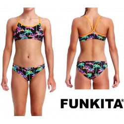 Funkita Palm Drive Racerback Two Piece