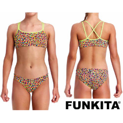 Funkita Fireworks Criss Cross Two Piece