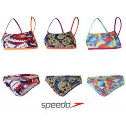 Women's Flipturns Two Piece Crossback Swimsuit Speedo