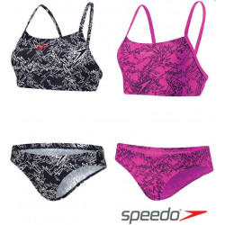 Boom Allover Two-Piece Speedo