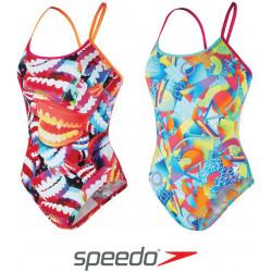 Women's Flipturns Crossback Swimsuit Speedo