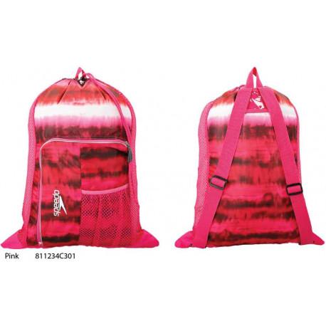 Navy - Deluxe Ventilator Mesh Bag Speedo
