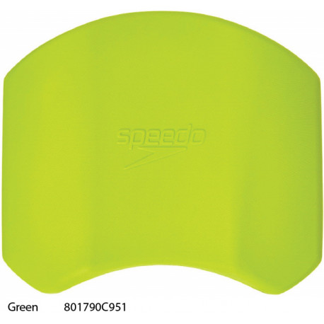 Green - Pull Buoy nuoto Speedo Elite Pullkick