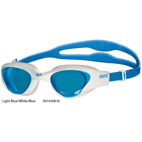 Light Blue/White/Blue - Arena The One Goggle