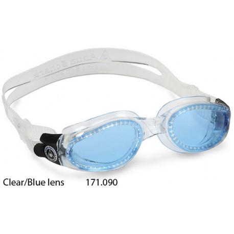 Clear/Blue lens - Kaiman goggle Aqua Sphere