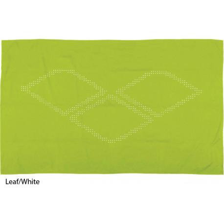 Leaf/White - Arena Halo Towel