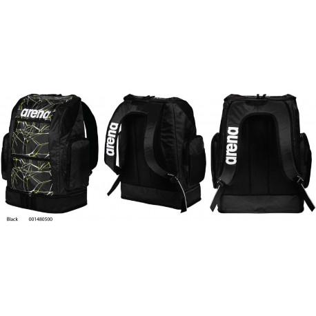 Black - Spiky 2 Large Backpack Arena