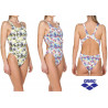 Swimsuit Woman Camouflage Arena