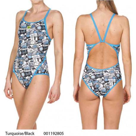 costume nuoto donna piscina nike