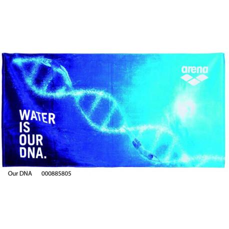 Our DNA - Manifesto Towel Arena