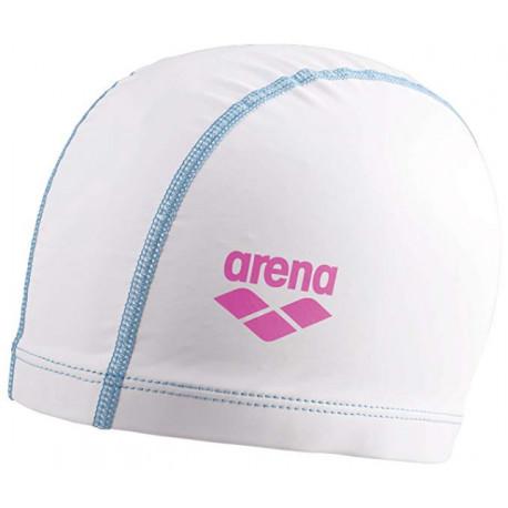 Black/Silver - Light Sensation Swim Cap Arena