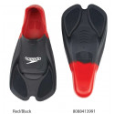 Speedo BioFUSE Training Fins - red/black