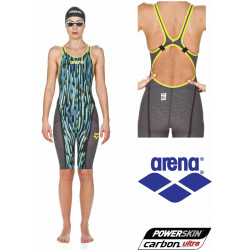 Powerskin Carbon Ultra FBSLOB Arena 2018 limited edition. Woamen racing swimsuit