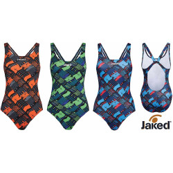 Costume intero donna TRACK Jaked