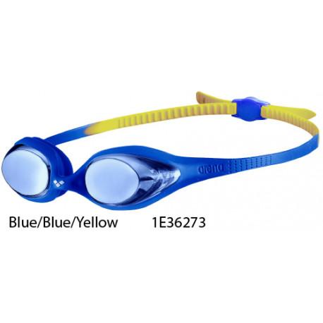 Blue/Blue/Yellow - Spider Jr Mirror Arena