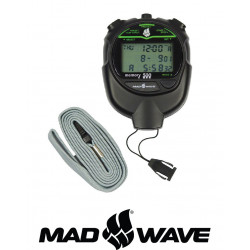 Mad Wave 500 memory stop watch