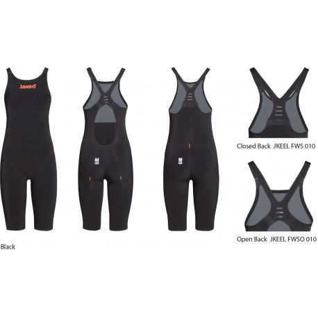 JKeel Knee Suit JAKED - black