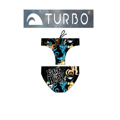 BLACK IS BLACK Turbo