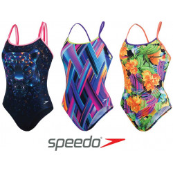 Flipturns One Piece Crossback Speedo - collezione 2019