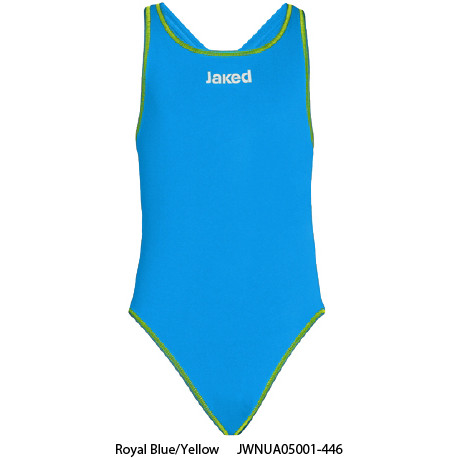 Royal Blue/Yellow - Jaked Girls Milano Swimsuit