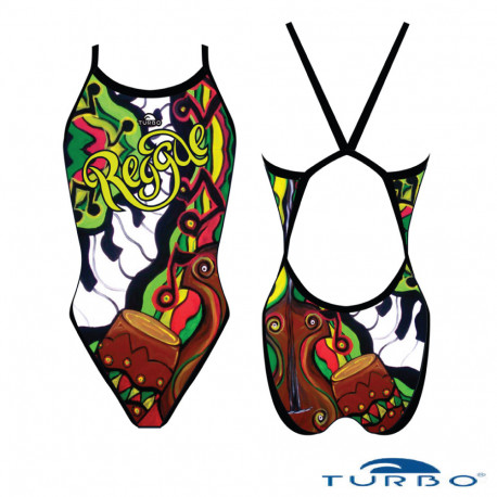 33a739049853 Reggae TURBO 2018 - costume donna