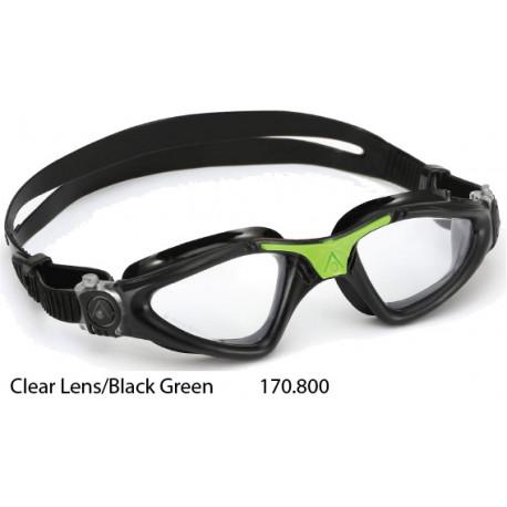 Clear Lens/Black Green - Kayenne Aqua Sphere