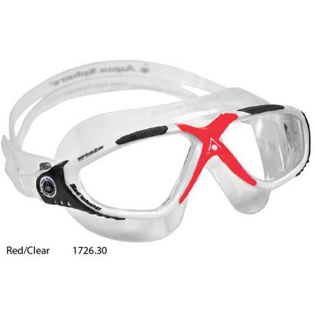 Red/Clear - Vista innovative Aqua Sphere