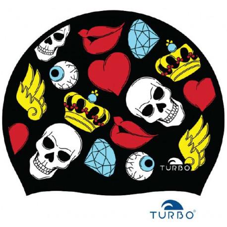 LUCKY DEATH 2019 Turbo - cuffia nuoto