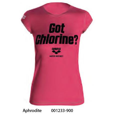 Aphrodite - Graphics T-shirt Woman Arena