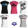 Graphics T-shirt Woman Arena