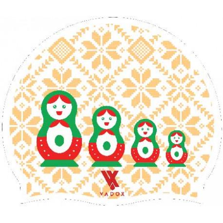 Matrioska - Cuffia di Natale Vadox