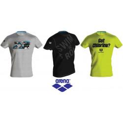 Graphics T-shirt man Arena
