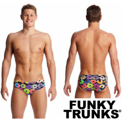 Dunking Donuts Brief Funky Trunks