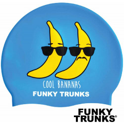Funky Trunks Cap Cool Bananas