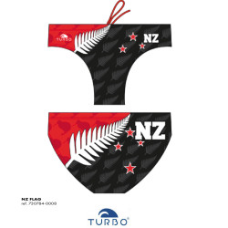 Costume uomo Turbo New Zealand Flag 2019