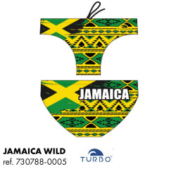 Costume uomo turbo Jamaica Wild 2019