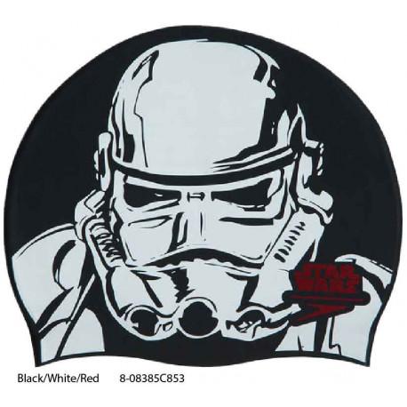 Black/White/Red - Cuffia Star Wars Speedo