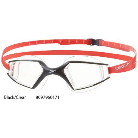 ad795e3b698c Black/Clear - Aquapulse Max 2 Speedo occhialini nuoto