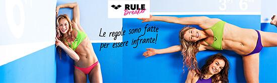 Rule Breaker costumi due pezzi Arena - collezione Rule Breaker