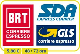 Consegna standard corriere espresso