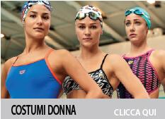 Costumi piscina donna