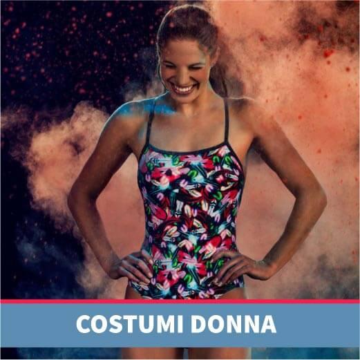 Costumi nuoto donna
