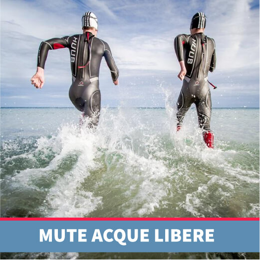 Mute Triathlon Acque Libere