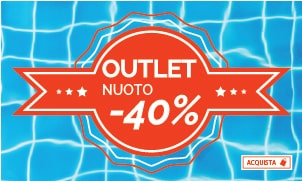 Outlet nuoto