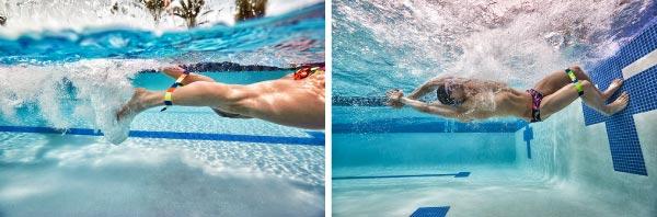Swimming training aids