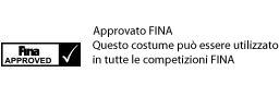 Logo approvato FINA