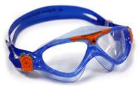 Maschera occhialini nuoto
