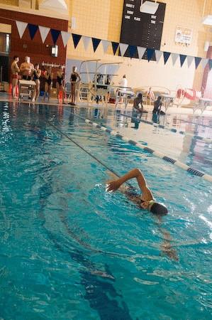 Nuoto stazionario