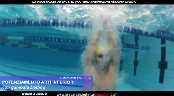 preparazione atletica nuoto (libro + DVD)